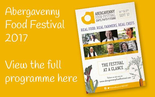 Abergavenny Food Festival Programme